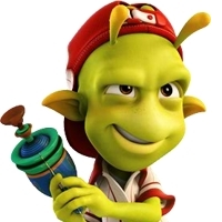 Planet 51 Eckle