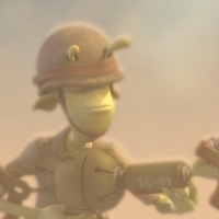 Planet 51 Brainless soldier
